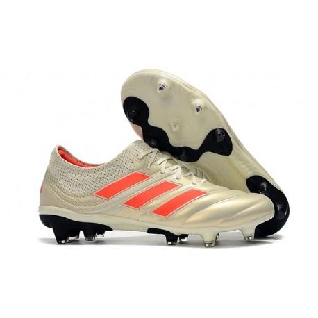 Nouvelles Crampons de Foot - Adidas Copa 19.1 FG