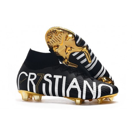 Cristiano Ronaldo CR7 Nike Mercurial Superfly VI 360 Elite FG