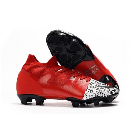 Nike Chaussures Mercurial GreenSpeed 360 FG - Rouge Safari