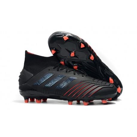 Chaussures Football Adidas Predator 19.1 FG Archetic Noir