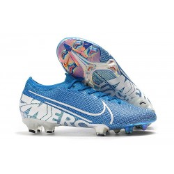 Crampons Nike Mercurial Vapor 13 Elite FG - New Lights Bleu