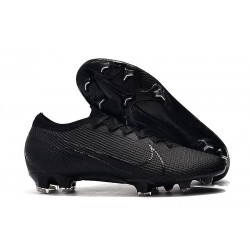 Crampons Nike Mercurial Vapor 13 Elite FG - Under The Radar Noir