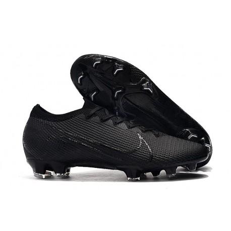Crampons Nike Mercurial Vapor 13 Elite FG - Under The Radar Noir