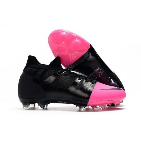 Nike Chaussures Mercurial GreenSpeed 360 FG - Noir Rose