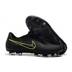 Chaussure de Foot Nike Phantom VNM Elite FG Noir Volt