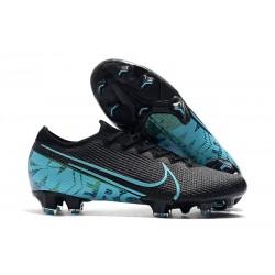 Crampons Nike Mercurial Vapor 13 Elite FG - Noir Bleu