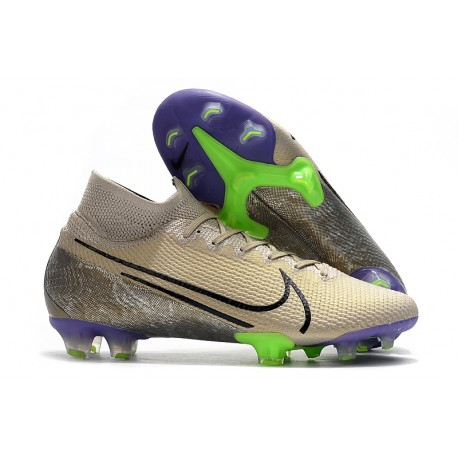 Nike Mercurial Superfly VII 360 FG Chaussures - Desert Sand