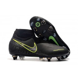 Nike Phantom Vision Elite Df Sg-Pro Ac Noir Vert
