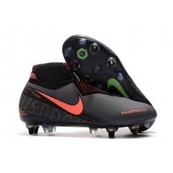 Nike Phantom Vision Elite Df Sg-Pro Ac Gris foncé Mangue