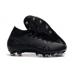 Nike Mercurial Superfly 7 Elite Pro AG Noir