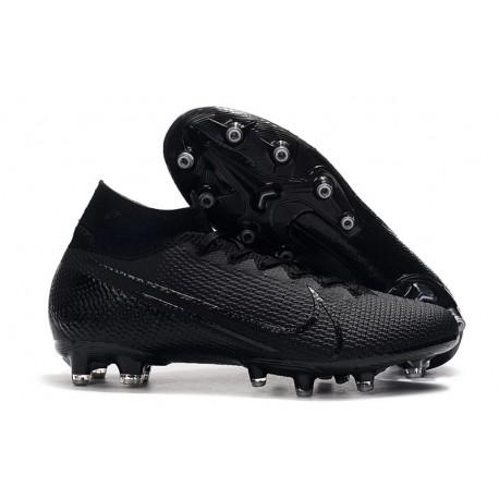 Nike Mercurial Superfly 7 Elite Pro AG Noir