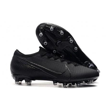 Nike Mercurial Vapor 13 Elite Pro-AG Noir