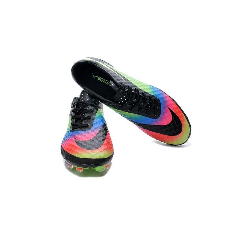 Nike Hypervenom Noir Et Jaune