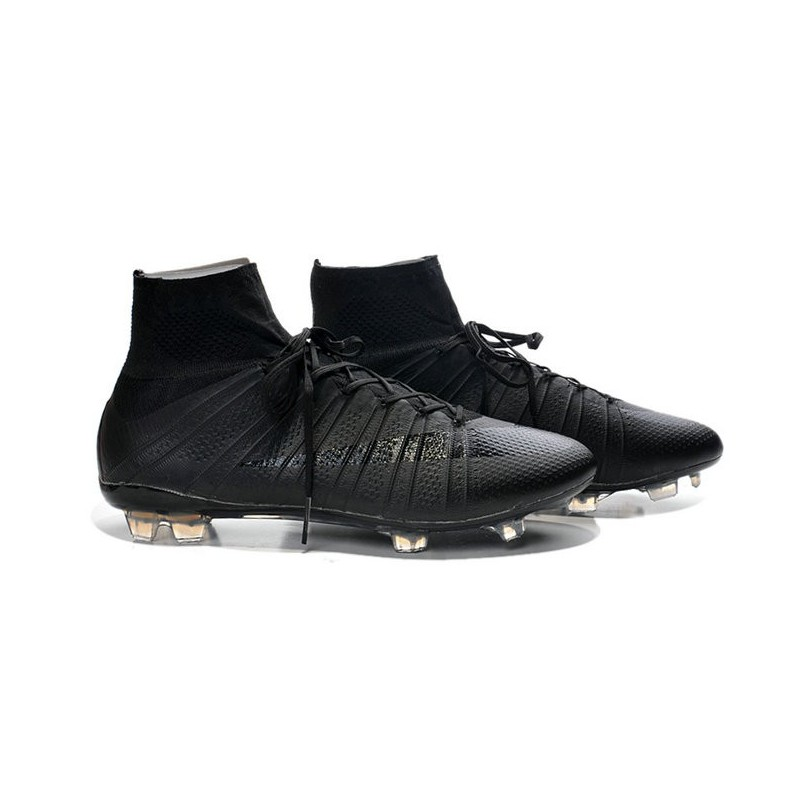 nike superfly noir