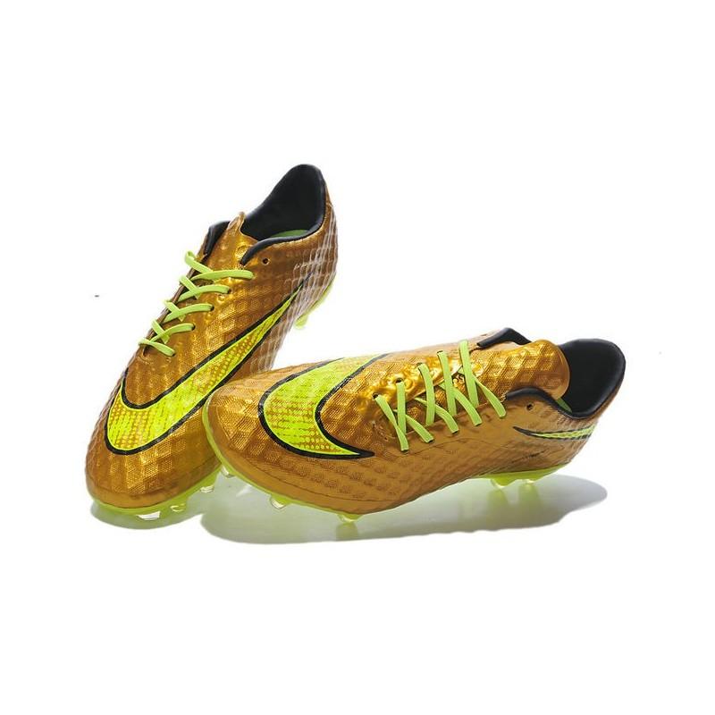 chaussure de foot nike hypervenom or