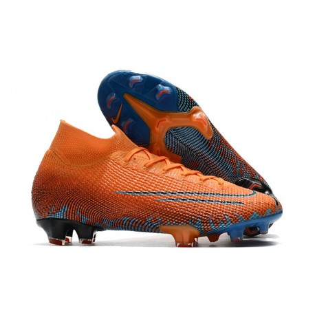 Nike Mercurial Dream Speed 003 'Phoenix Rising' Concept Orange Bleu