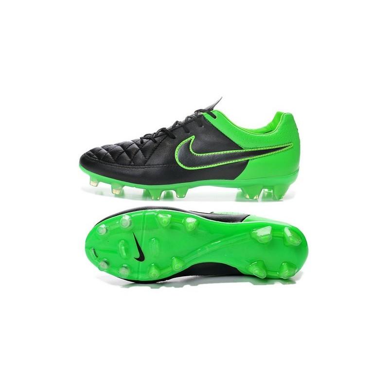 brand new e0e96 a6e16 nike tiempo noir vert