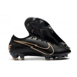 Nike Mercurial Vapor 13 Elite FG ACC - Noir Or