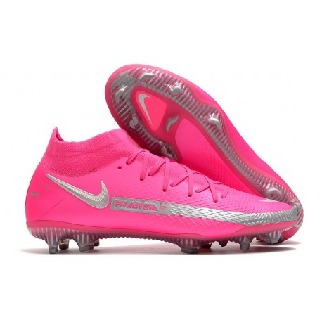 Nike Performance PHANTOM GT ELITE DF FG - Rose Argent