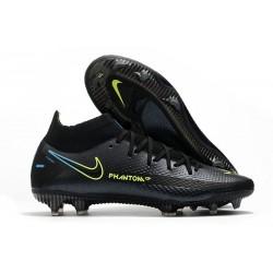 Nike Phantom GT Elite DF FG Crampon Noir