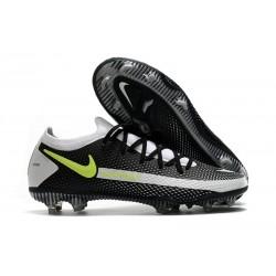 Nike Crampons Football Phantom GT Elite FG Noir Gris
