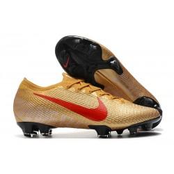 Nike Mercurial Vapor 13 Elite FG ACC - Or Rouge