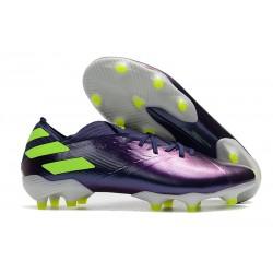 adidas Nouveau Chaussures Nemeziz 19.1 FG - Violet Vert