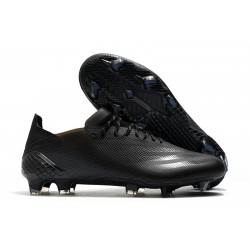 adidas X Ghosted.1 FG Crampons Noir Gris