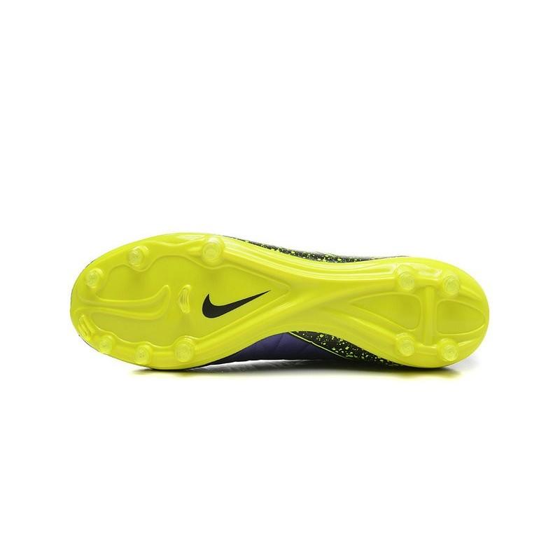 Noir Nike De Jaune Chaussures 2 Football Fg Violet Hypervenom Phantom Lqc3RA4j5