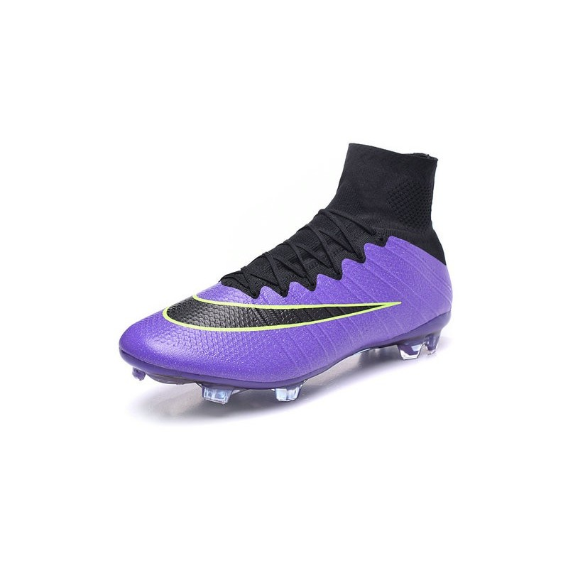 2015 nouvelle chaussure nike mercurial superfly iv fg violet vert noir. Black Bedroom Furniture Sets. Home Design Ideas