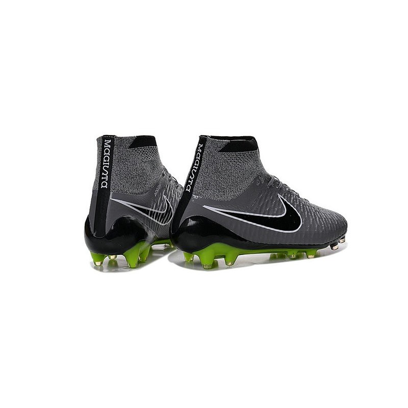 coupe du monde 2015 crampons nike magista obra fg gris noir vert. Black Bedroom Furniture Sets. Home Design Ideas