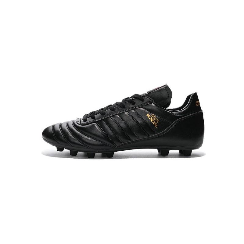 competitive price e2aeb a547d Nouveau Crampons de Foot Adidas Copa Mundial FG Hommes Noir