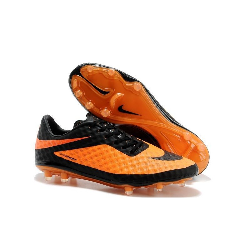 Chaussure De Football Nike Fg Hypervenom Phantom Fg Nike Acc Noir Citrus 50c136