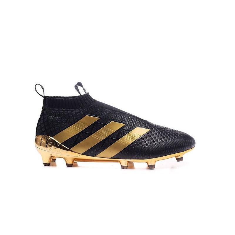 adidas noir et doré