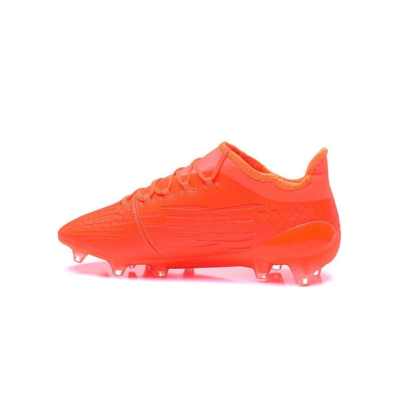 low priced 04589 0805b 2016 Chaussures de football Adidas X 16.1 AGFG Orange Argent