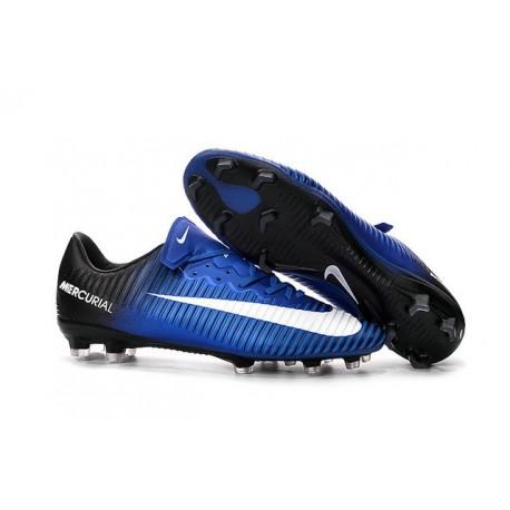 Bleu Chaussures Mercurial Hommes Nike 11 Vapor Football Fg wW8fgq80Ax