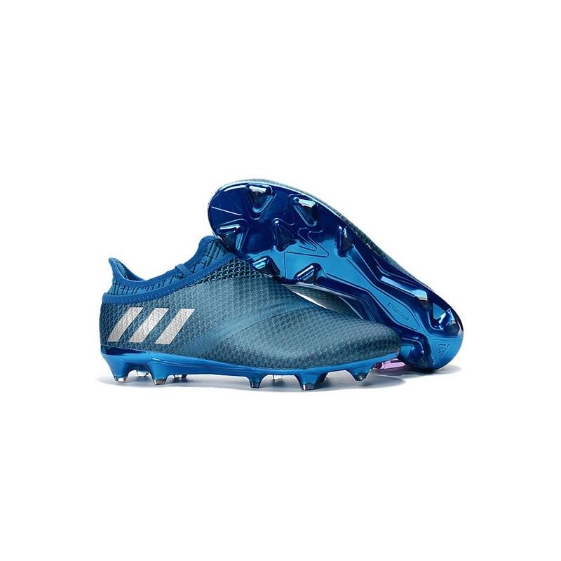 adidas messi bleu
