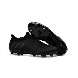 Adidas Messi 16+ Pureagility FG/AG Chaussures de football pour Homme Tout Noir