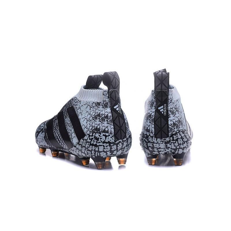 new styles 10e96 0886d ... france adidas ace16 purecontrol fg ag chaussures de football pour homme  vert noir 1653b d005e