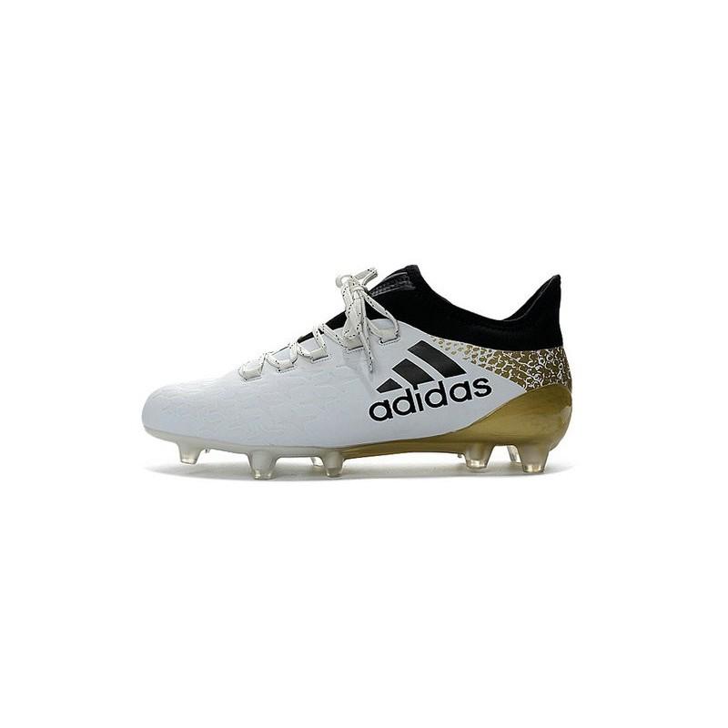 Blanc Football Agfg Adidas 1 Or Chaussures Noir X De 16 2016 QreWxBodC