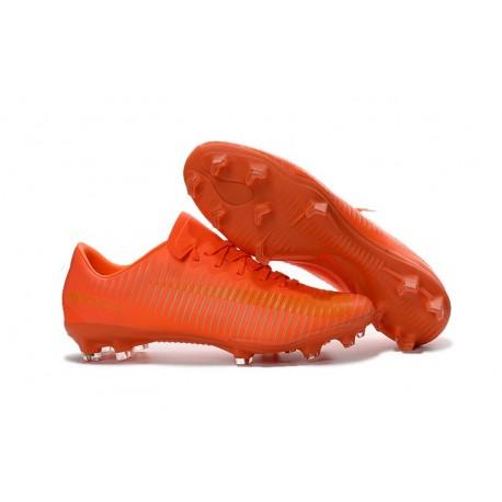 Nouvelles Chaussures Nike Mercurial Vapor 11 FG Orange