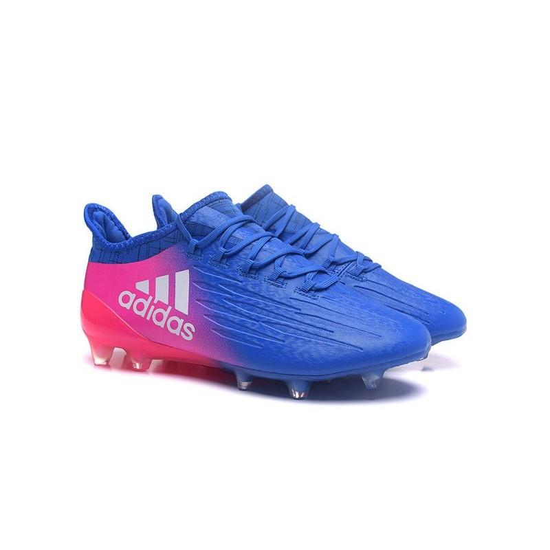 chaussure de foot adidas rose