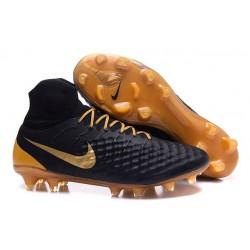 Nouvelles - Chaussures Foot Nike Magista Obra II FG Noir Or