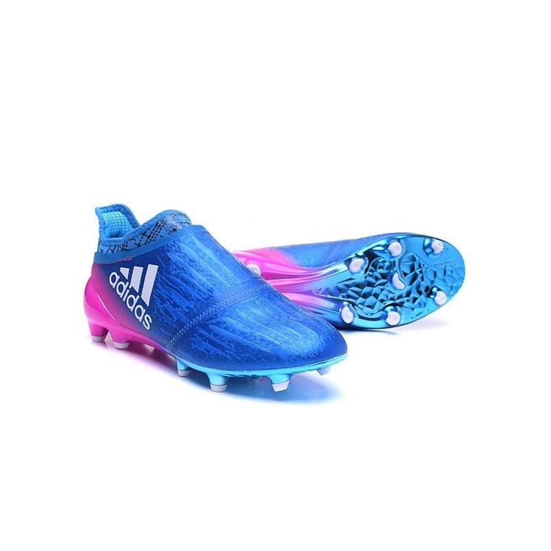 adidas x bleu et rose