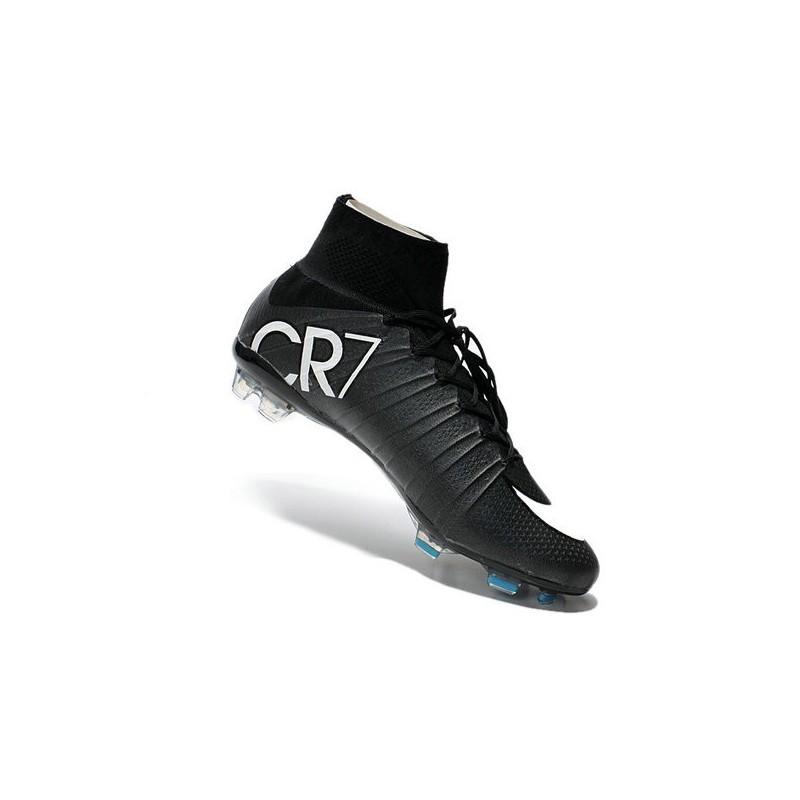 chaussure de foot nike noir cr7