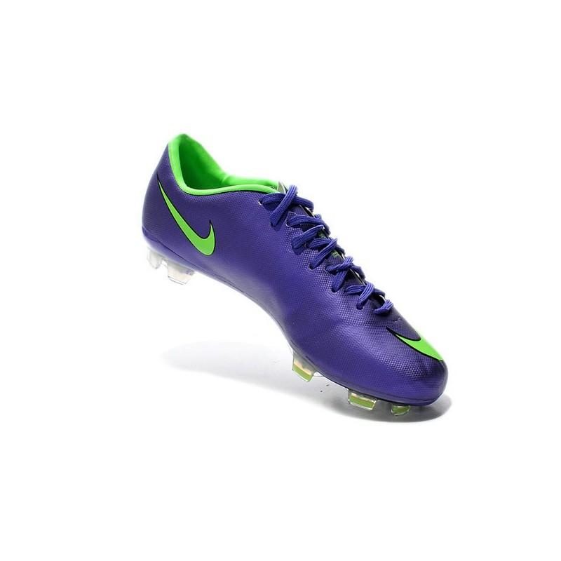 Violet De Hommes Football Fg Mercurial Chaussure Vapor Vert 10 Nike 8P0wOkn