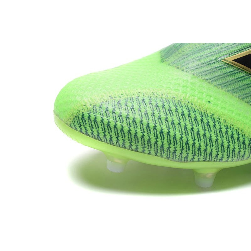 crampon adidas vert