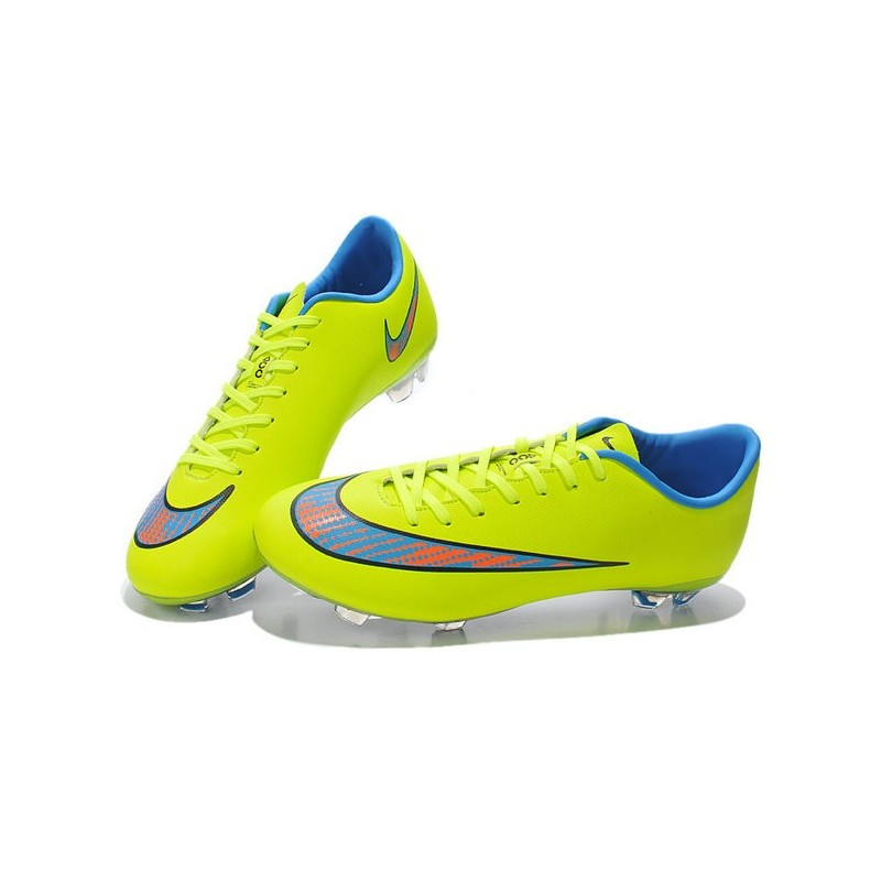 chaussure foot mercurial