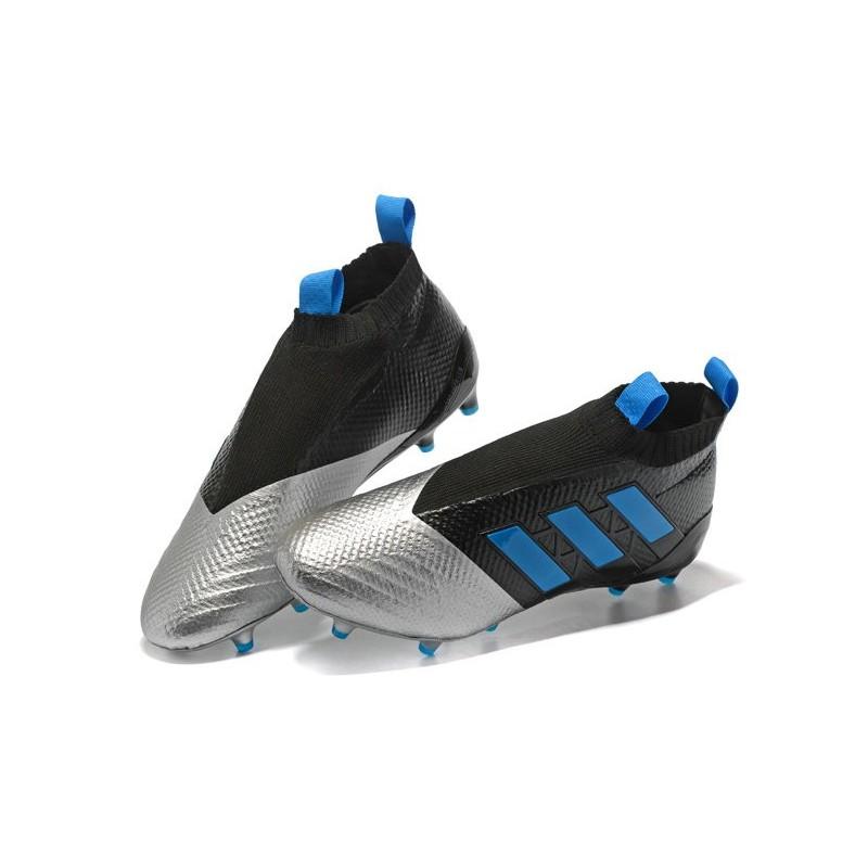 Chaussures 17 Nouveaux Purecontrol Noir Adidas Fg Ace 2017 Homme 64aqg