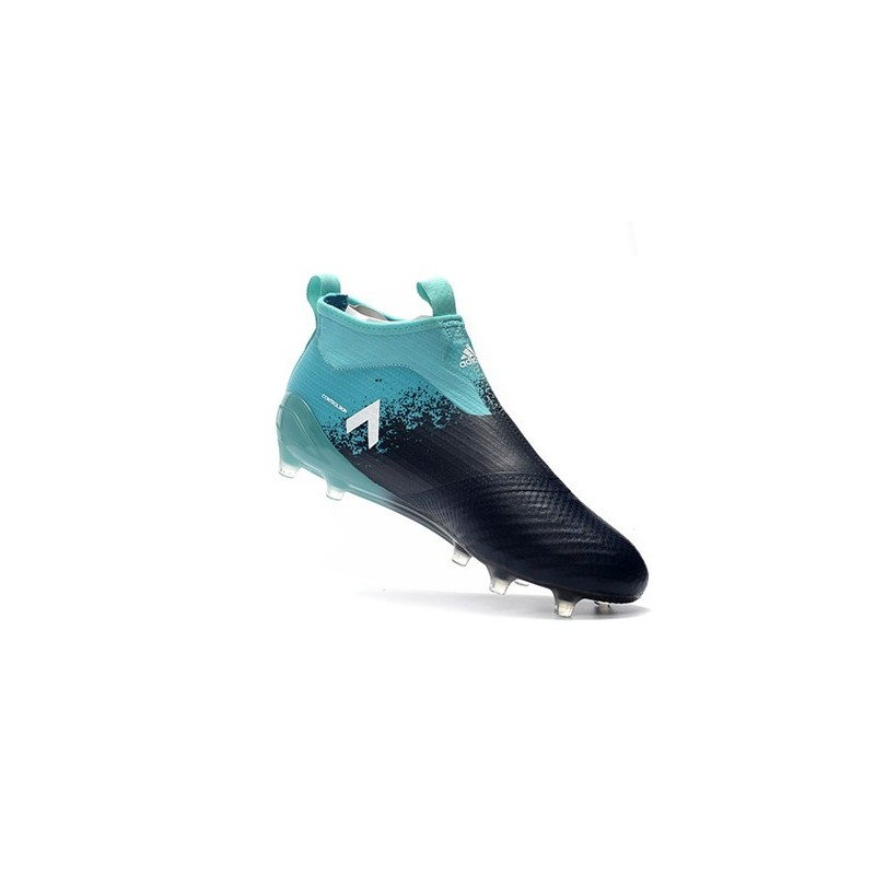 Adidas Chaussure de football Ace 17+ Purecontrol Fg Energy